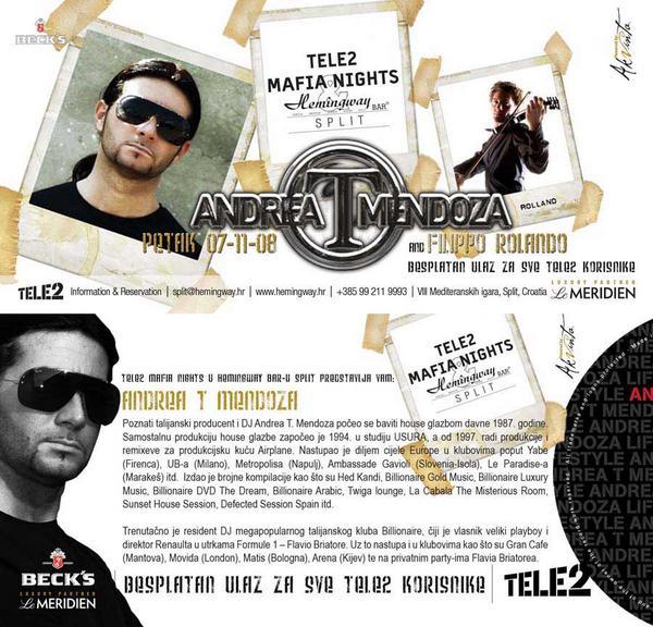 Andrea T. Mendoza feat. Manuela - Put Your Hands Up