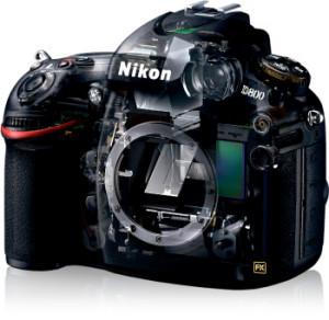 Nikon D800: Il miglior sensore CMOS di sempre