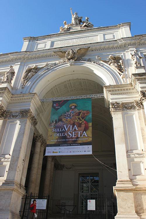 Sulla via della seta roma palazzo delle esposizioni for Mostra palazzo delle esposizioni