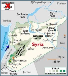 La verità in Siria - Base navale russa TARTUS