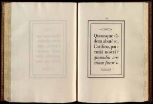 Bodoni, Manuale Tipografico.