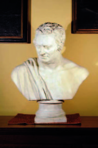 Comolli, Busto Bodoni