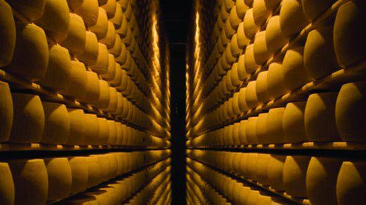 Parmigiano Reggiano formaggio eccellenza