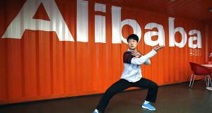IPO Alibaba di Jack Ma