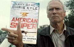 Clint Eastwood American Sniper