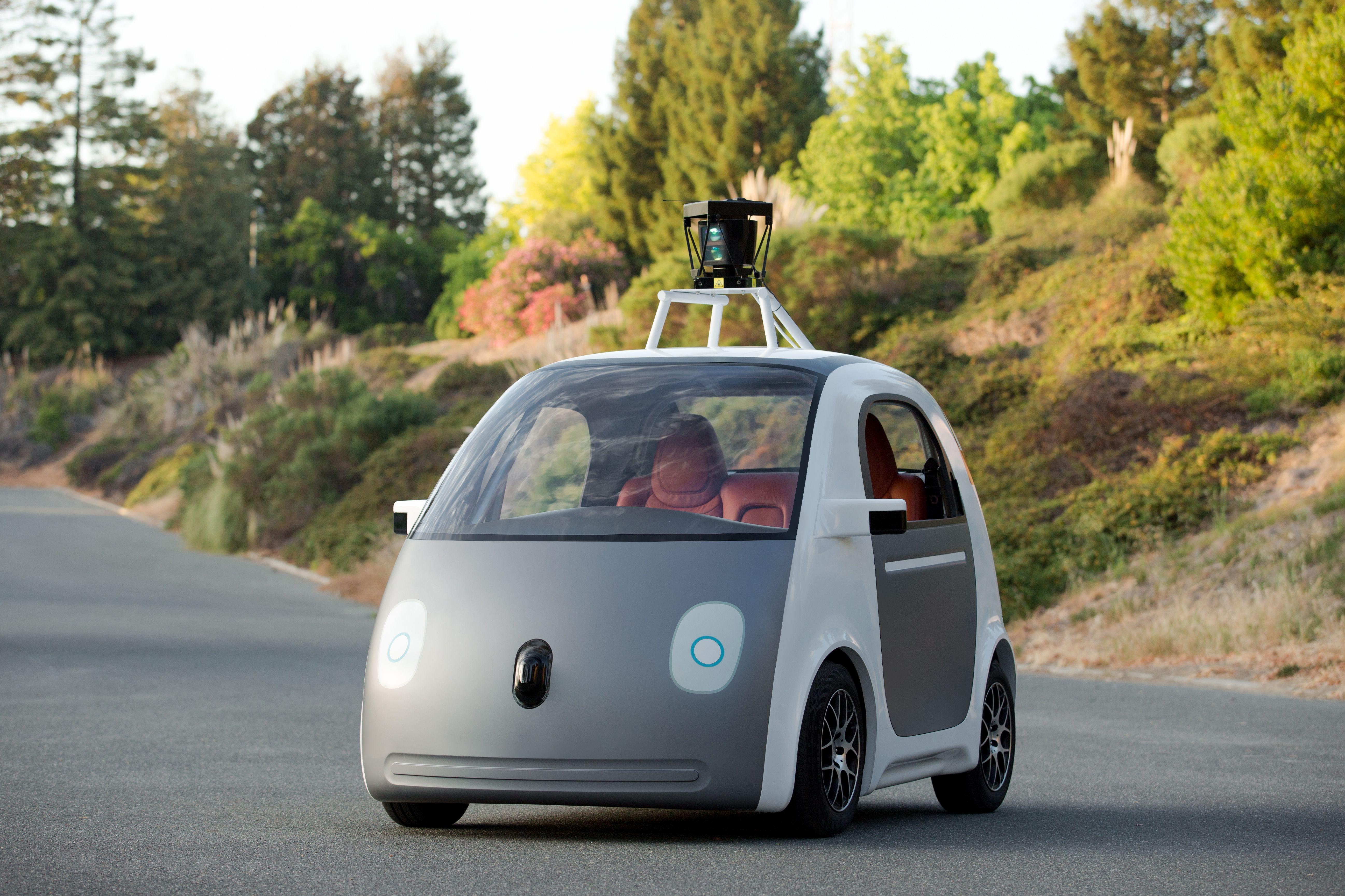 25 Google Car pronte ad invadere la California
