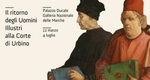 Lo Studiolo del Duca Il ritorno degli Uomini Illustri alla Corte di Urbino