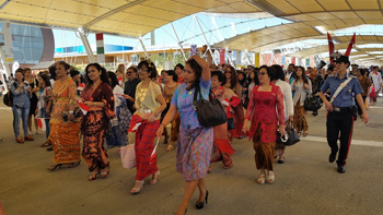 Indonesia National Day all'Expo Milano 2015 6