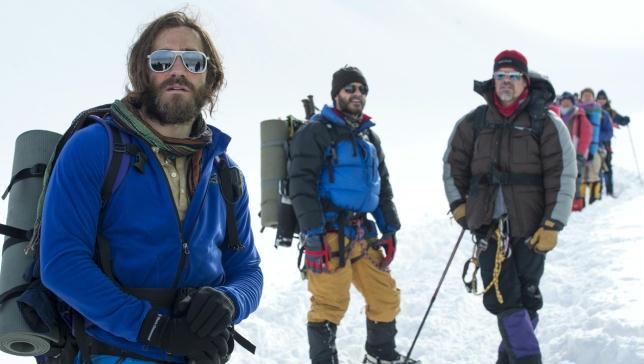 Un frame di Everest