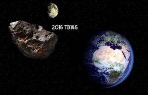 asteroide TB145