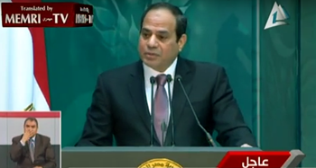 Il rivoluzionario discorso di Al-Sisi all'Università di Al-Azhar