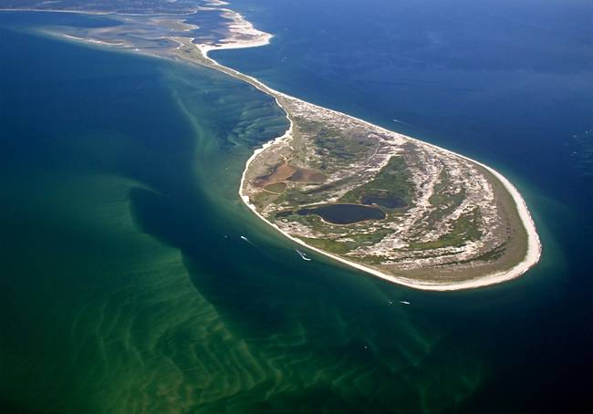 Monomoy Islands