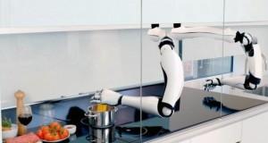 IL ROBOT CHEF CHE TI PREPARA LA CENA – Moley Robotics