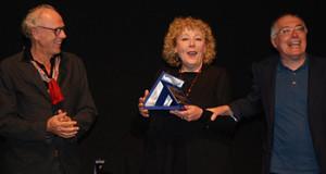 Foto Premio Liliana Paganini Miglior Attrice @Foto di Salvatore Scirè