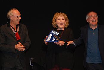 SCHEGGE D'AUTORE Premio Liliana Paganini Miglior Attrice @Foto di Salvatore Scirè