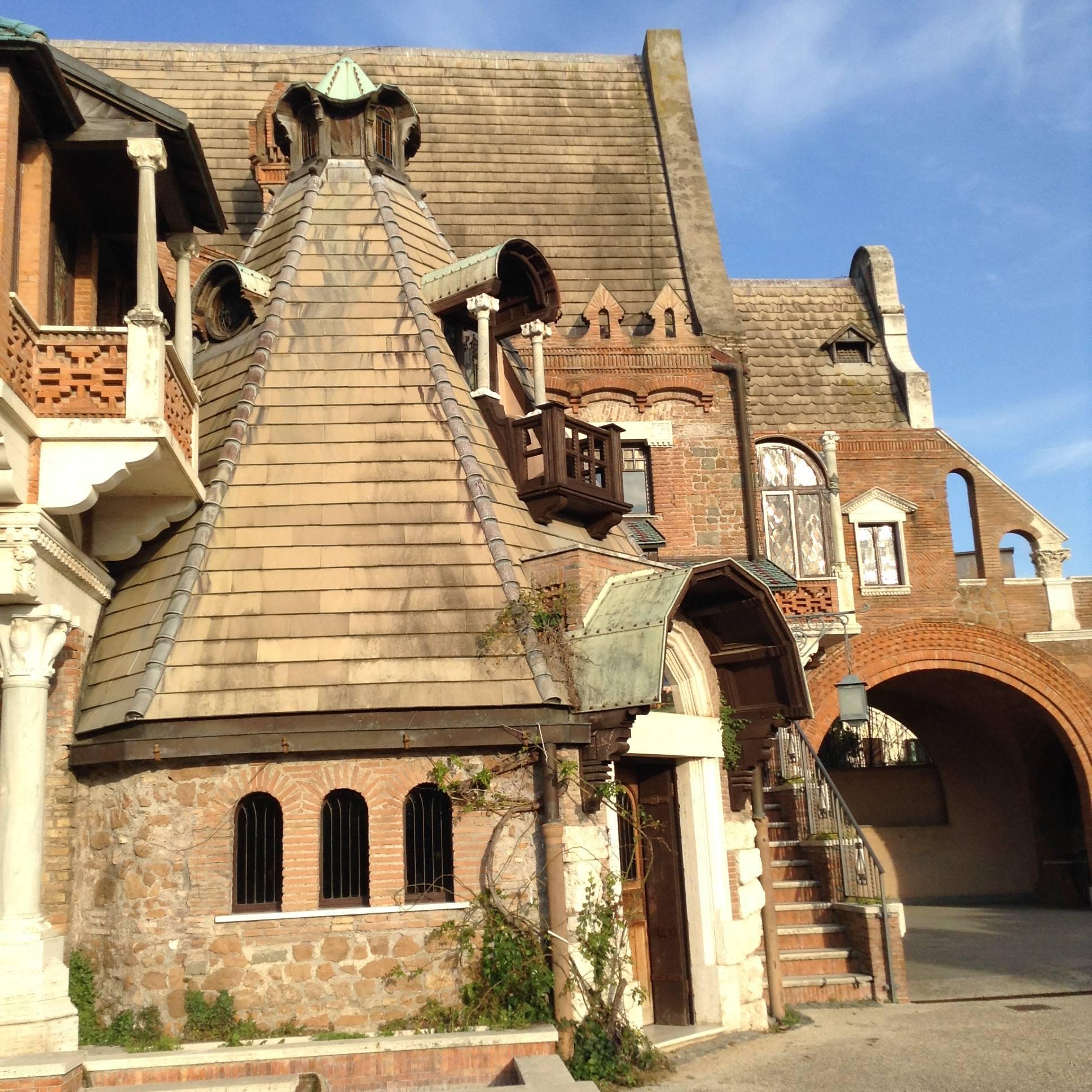 La casina delle civette il buon retiro dei principi for Fare una villa