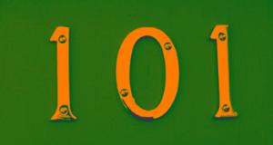 numero 101