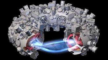 fusione nucleare stellarator