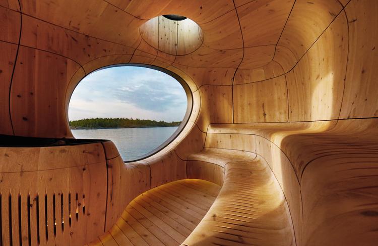 Sauna A Vapore.Sauna Un Gioiello Per Gli Amanti Del Vapore Dvclub