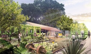 Singapore trasforma rete ferroviaria abbandonata in parco naturale di 24 km