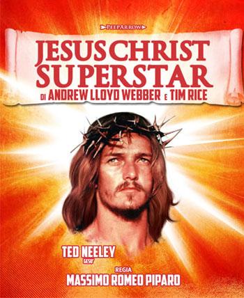 JESUS CHRIST SUPERSTAR con Ted Neeley