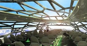 intrattenimento in volo Boeing e Airbus