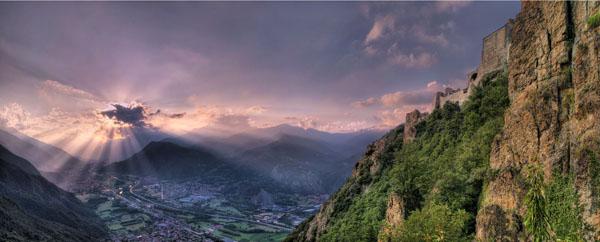 vista sulla Valle di Susa_Franco Borrelli