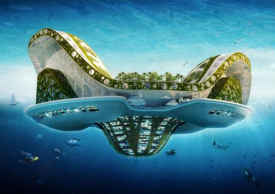LILYPAD - Una città galleggiante contro il riscaldamento globale
