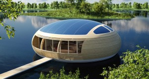 WATERNEST 100 - LA PRIMA CASA GALLEGGIANTE MADE IN ITALY