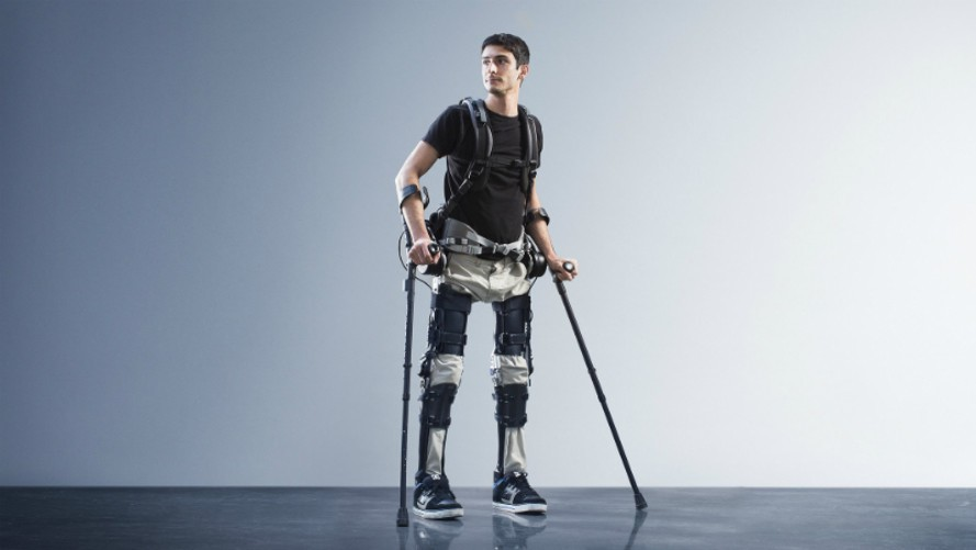 Phoenix Robotics – Esoscheletro restituisce movimento a bambini e adulti paralitici