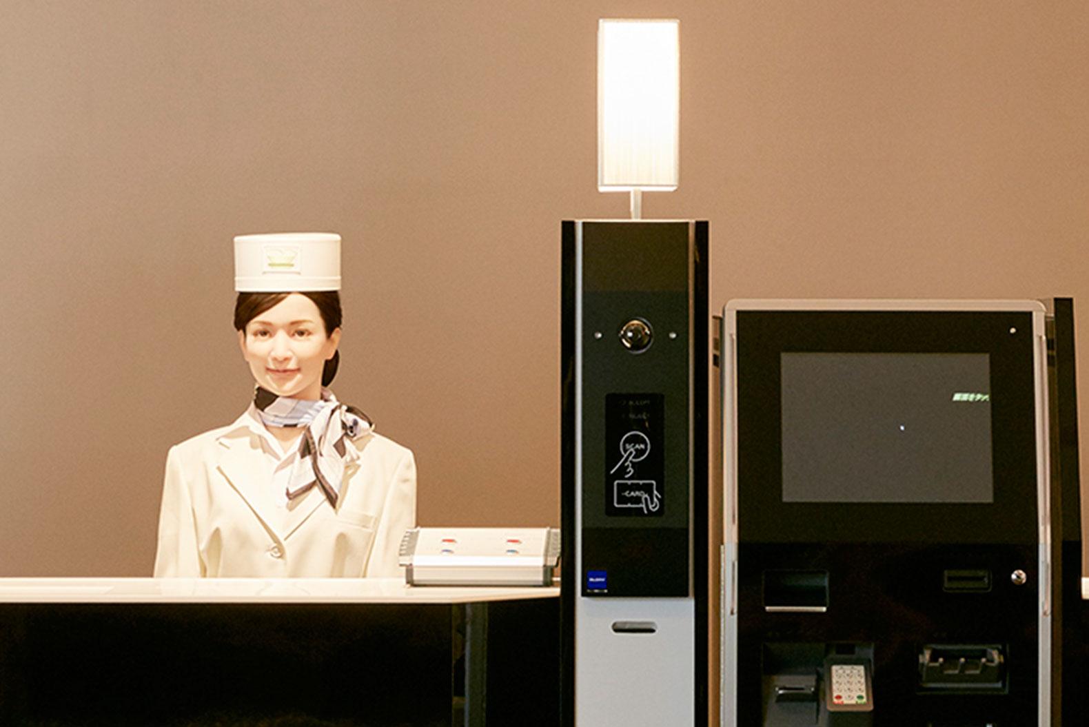 HENN-NA HOTEL - IL PRIMO HOTEL COMPLETAMENTE GESTITO DA ROBOT