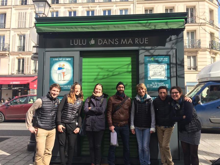 Lulu Dans Ma Rue – A PARIGI RINASCE IL PORTINAIO DI QUARTIERE