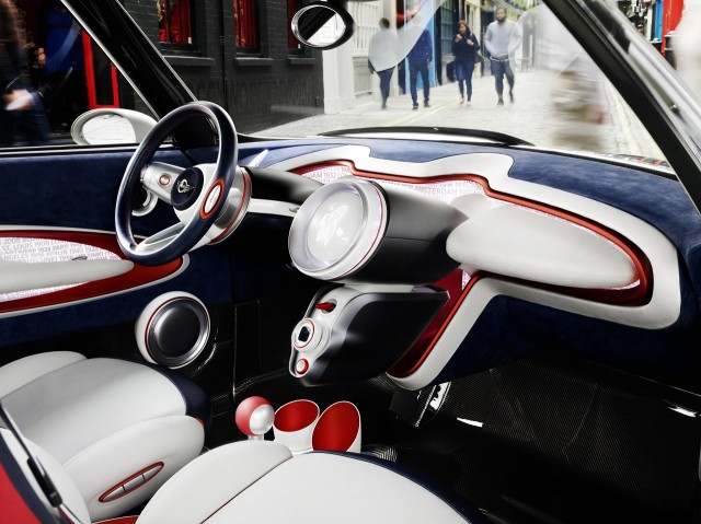 THE MINI ROCKETMAN – IL NUOVO CONCEPT DI MINI E BMW
