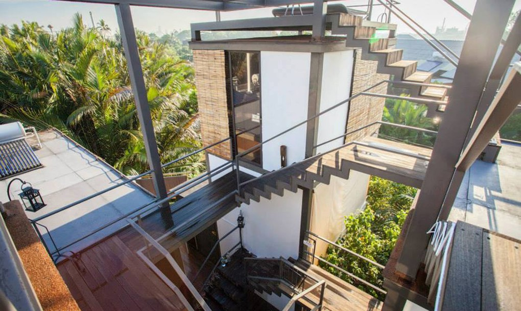 THE BANGKOK TREE HOUSE - IL RESORT ECO SOSTENIBILE TRA GLI ALBERI