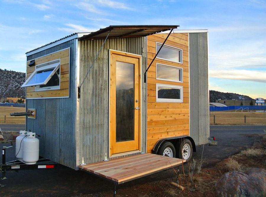 3 TINY HOUSE CHE COSTANO MENO DI 25.000 EURO