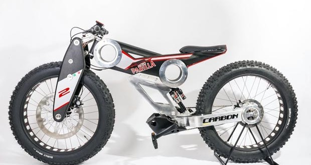 Carbon SUV e-bike