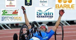 A settembre le Paralimpiadi Rio 2016