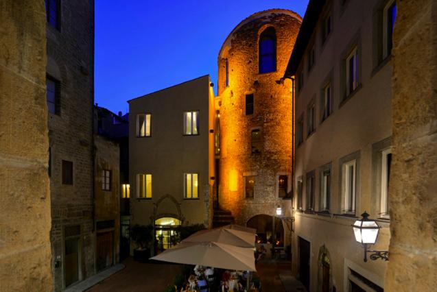 Torre della Pagliazza Hotel Brunelleschi Firenze