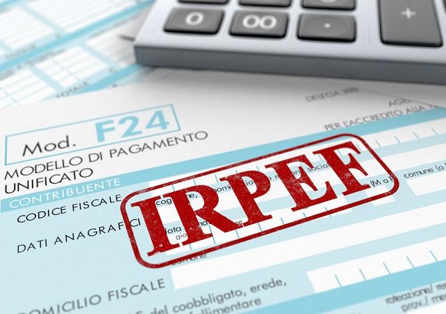 info sull'irpef