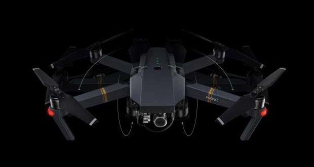 MAVIC PRO DRONE SKYNET