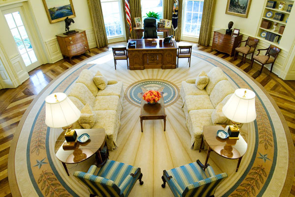 Lo studio Ovale Essere presidente Stati Uniti POTUS