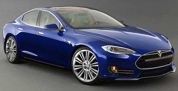 Tesla Modello 3 auto Elettrica