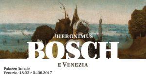 """""""Jheronimus Bosch e Venezia"""": tra visioni dell'al di là e realtà aumentata"""