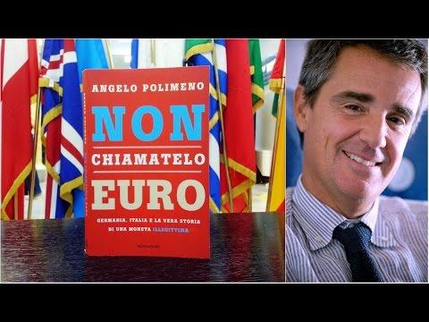"""""""Non chiamatelo euro"""" di Angelo Polimeno"""