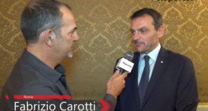 Fabrizio Carotti Direttore Fieg