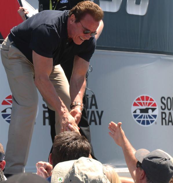 Schwarzenegger governatore California
