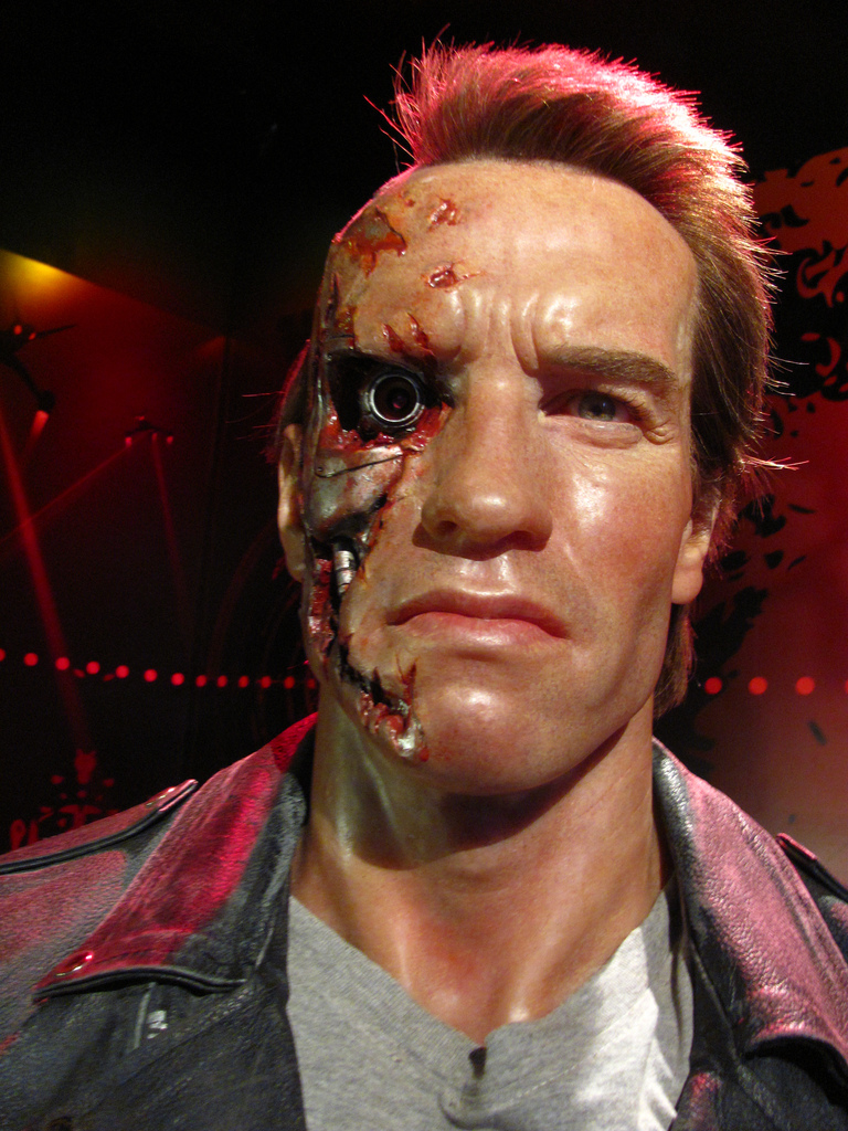 terminator Schwarzenegger governatore