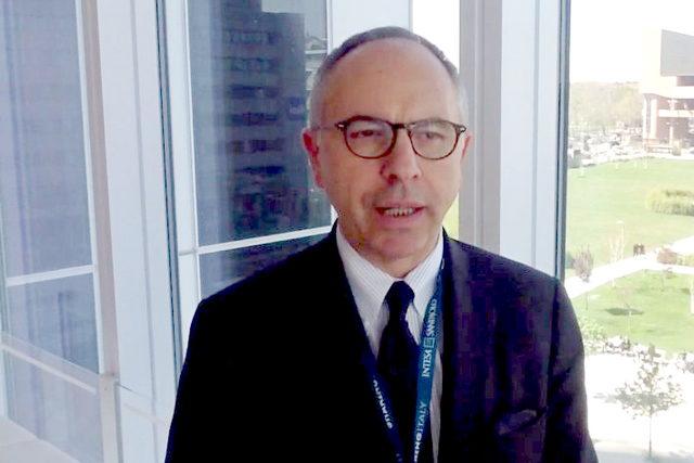 Vittorio Meloni responsabile relazione esterne Intesa san Paolo