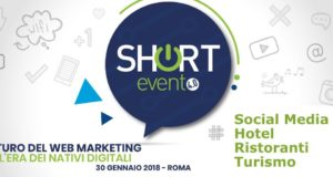 Short Evento- il futuro del webmarketing nell'era dei nativi digital