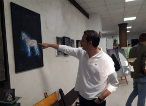 Giorgio Ferretti: le emozioni del pittore viaggiatore
